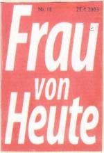 Eine Frau Von Heute (1954) afişi
