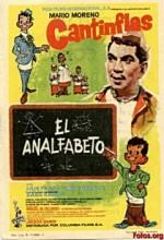 El Analfabeto (1961) afişi