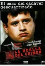 El Caso Del Cadáver Descuartizado (1989) afişi