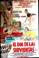 El Día De Las Sirvientas (1989) afişi