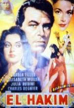 El Hakim (1957) afişi