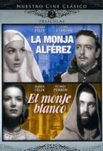 El Monje Blanco (1945) afişi