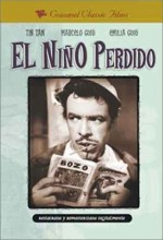 El Niño Perdido (1947) afişi