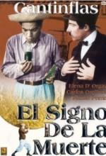 El Signo De La Muerte (1939) afişi