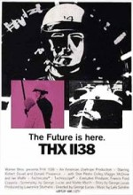 Electronic Labyrinth Thx 1138 4eb (1967) afişi