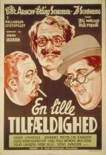 En Lille Tilfældighed (1939) afişi