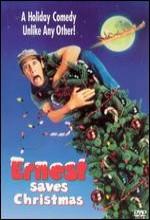 Ernest Saves Christmas (1988) afişi