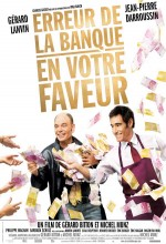 Erreur De La Banque En Votre Faveur (2009) afişi