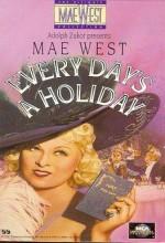 Every Day's A Holiday (ı) (1937) afişi