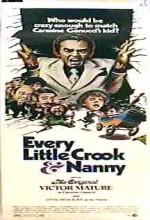 Every Little Crook And Nanny (1972) afişi