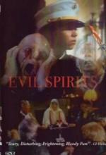Evil Spirits (1990) afişi