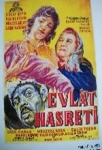 Evlat Hasreti (1956) afişi
