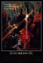 Excalibur (1981) afişi
