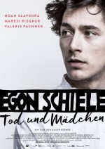 Egon Schiele: Tod und Mädchen (2016) afişi