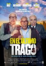 En el último trago  (2014) afişi