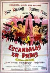 Erkekler Esmerlerle Evlenir (1955) afişi
