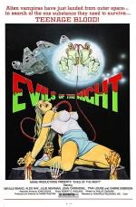 Evils Of The Night (1985) afişi
