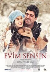 Evim Sensin (2012) afişi