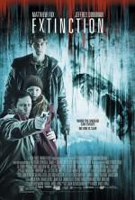 Extinction (2015) afişi