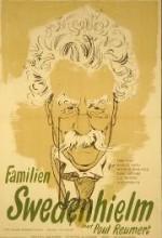 Familien Swedenhielm (1947) afişi