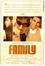 Family: Ties Of Blood (2006) afişi
