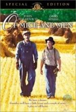 Fareler ve İnsanlar (1992) afişi