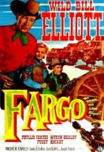 Fargo (ı) (1952) afişi