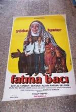 Fatma Bacı (1972) afişi