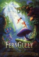 Ferngully: Son Yağmur Ormanı (1992) afişi