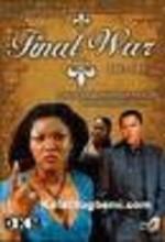 Final War (2007) afişi