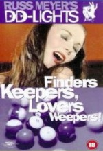 Finders Keepers, Lovers Weepers! (1968) afişi