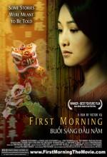 First Morning (2003) afişi