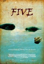 Five (2007) afişi