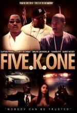Five K One (2010) afişi