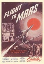 Flight To Mars (1951) afişi