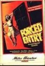 Forced Entry (1975) afişi