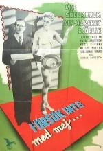 Försök Inte Med Mej (1946) afişi