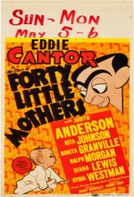 Forty Little Mothers (1940) afişi