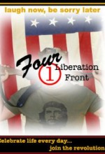 Four 1 Liberation Front (2008) afişi