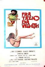 Fra' Tazio Da Velletri (1973) afişi