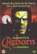Frankenstein & The Werewolf Reborn! (2000) afişi