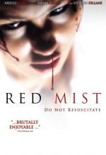 Kırmızı Sis (2008) afişi