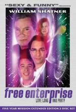 Free Enterprise (1998) afişi