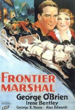 Frontier Marshal (|) (1939) afişi