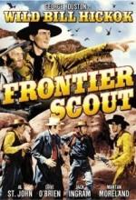 Frontier Scout (1938) afişi