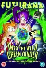 Futurama: Into the Wild Green Yonder (2009) afişi