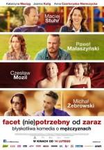 Facet (nie)potrzebny od zaraz (2014) afişi
