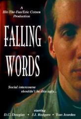 Falling Words  afişi