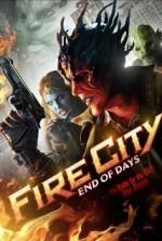 Fire City: End of Days (2015) afişi
