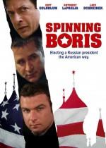 Fırıldak Boris (2003) afişi